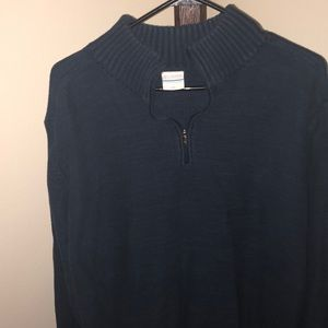 Columbia 1/4 Zip Sweater